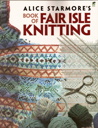 Alice Starmor Fail Isle Knitting