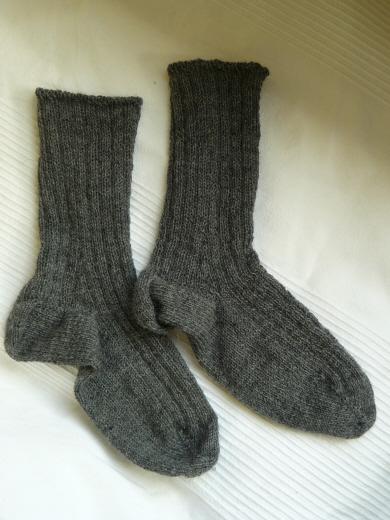Mao-Tse-Tung Socken fertig