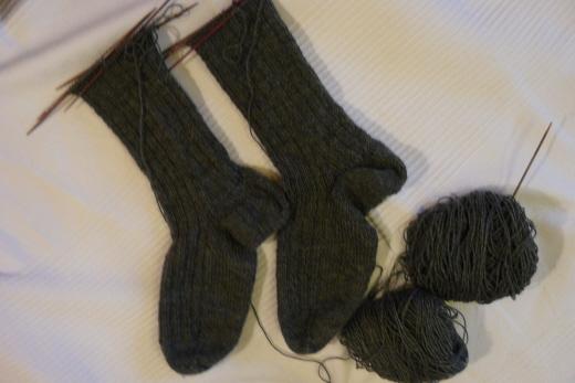 Mao-Tse-Tung Socken