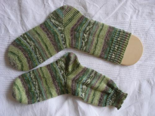 Socken grün Gr 39