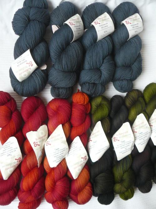 Mitbringmeisen Pullovermengen